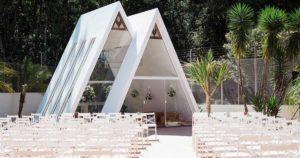 10 motivos para realizar a cerimônia religiosa e recepção no mesmo local