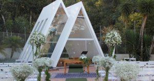 Casamento ao ar livre: o que você precisa saber?