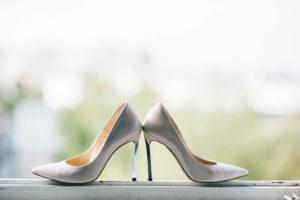 Sapato da noiva: 8 dicas para escolher o ideal!