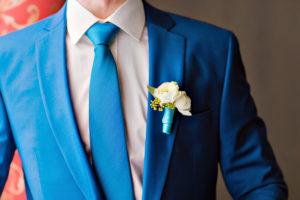 Flor de lapela do noivo: 5 dicas de uso