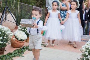 Damas e pajens: veja as soluções para ter crianças mais felizes na cerimônia