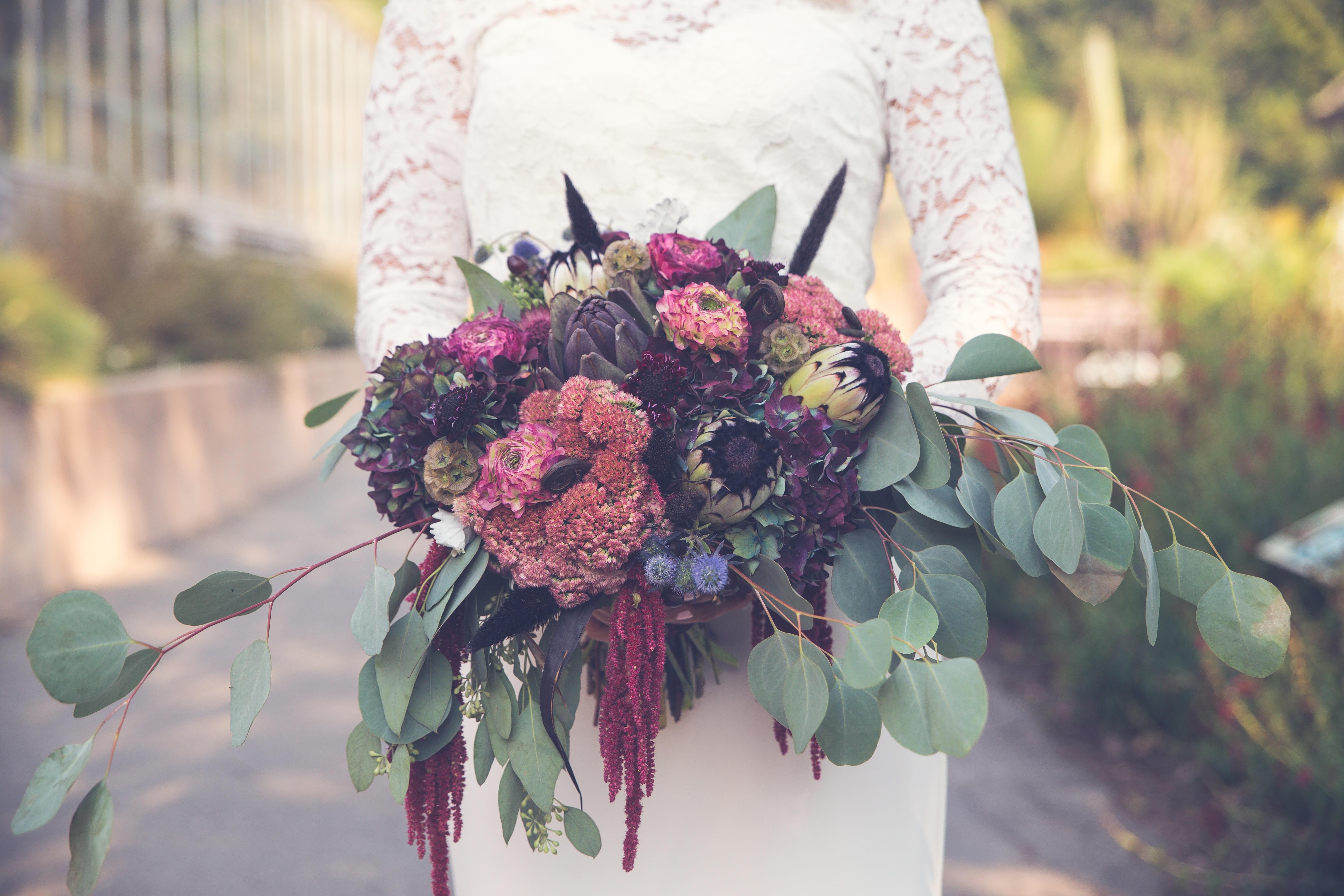 Buquê de noiva: origem e inspirações