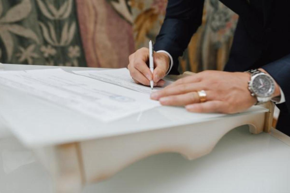 Casamento no civil: veja todas as etapas