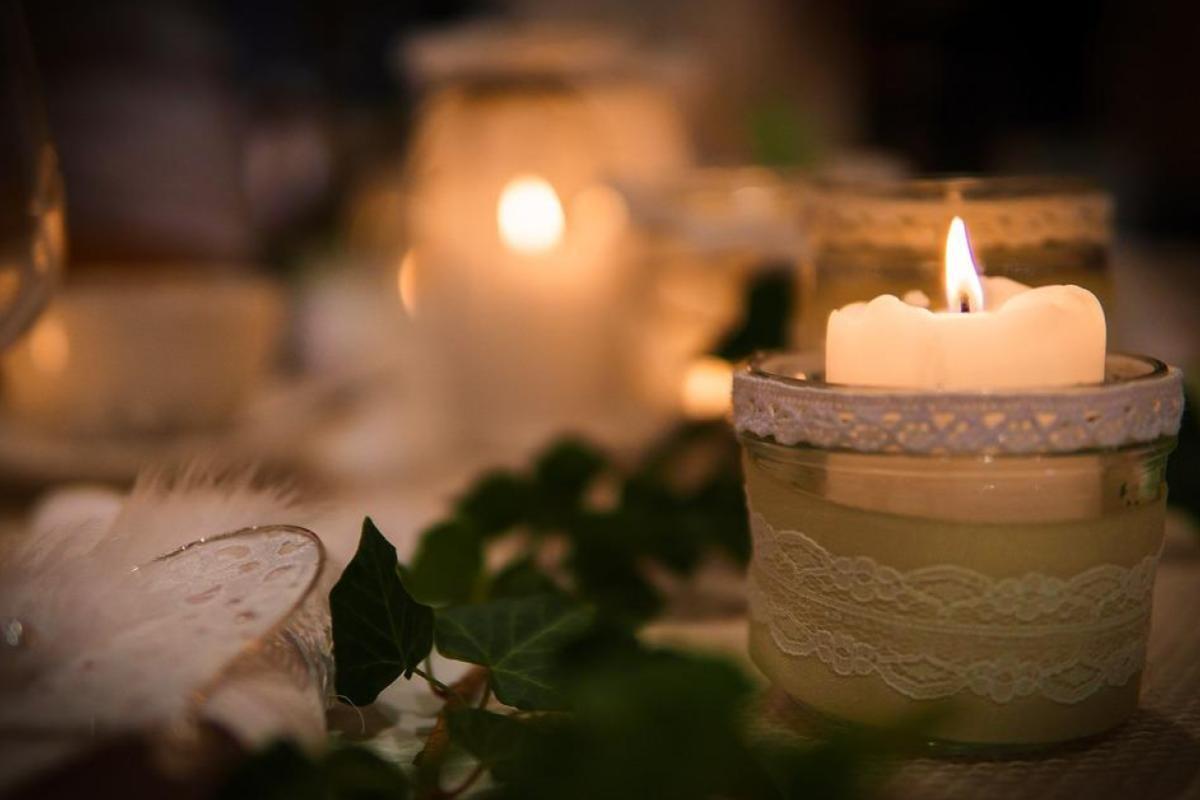 Como fazer decoração do casamento sem flores