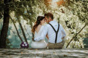 Como festejar o noivado em casa