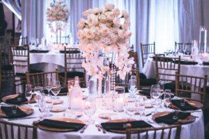 Checklist da decoração de casamento